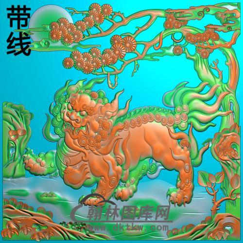 花草动物精雕图064_AUTOSAVE(SZ-036)
