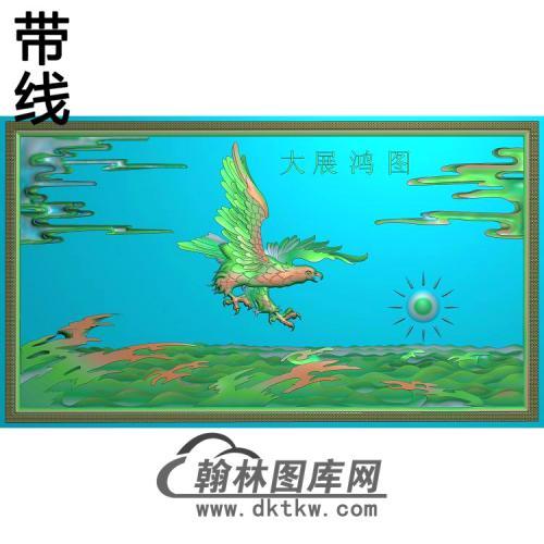 376大展鸿图11精雕图(HNY-001)