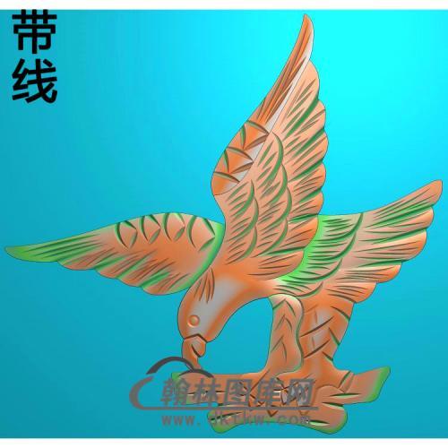 鹰改6004精雕图(HNY-035)