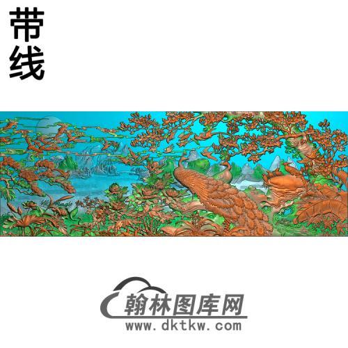 XG-55精雕图(HKQ-023)