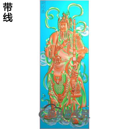 GDRW-4226门神精雕图(MS-004)