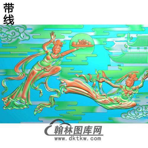 人物006_AUTOSAVE精雕图(SN-115)