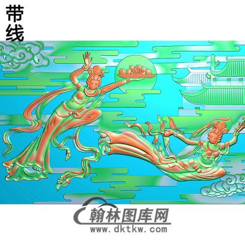 ZS-181有线精雕图(GD-352)