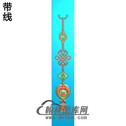 中国结精雕图