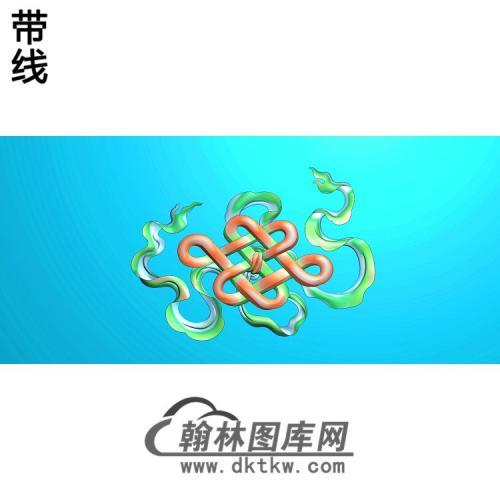 中国结2222精雕图