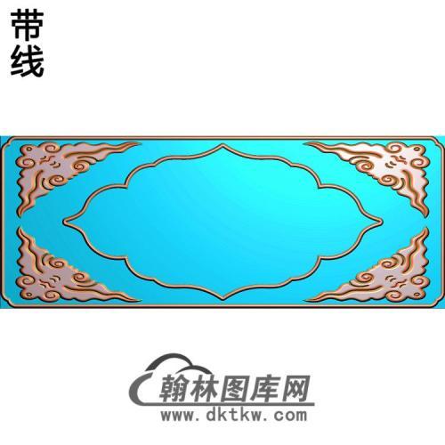带边精雕图(ZSBK-036)