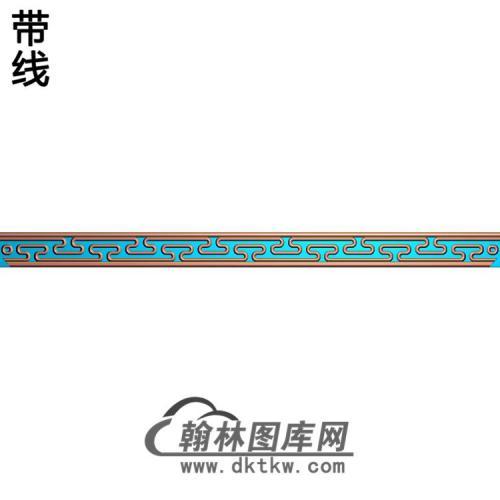 电视柜束腰+腿+面精雕图(ZSBK-037)