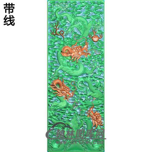 l-302-龙精雕图(SL-008)