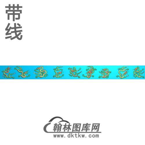 L-206-九龙壁精雕图(JL-016)