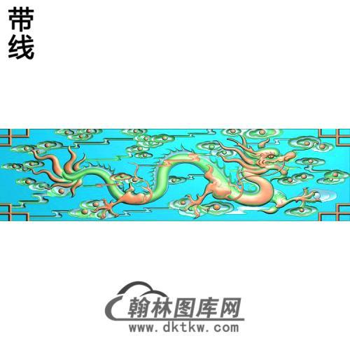 L--1123龙凤精雕图(DL-139)