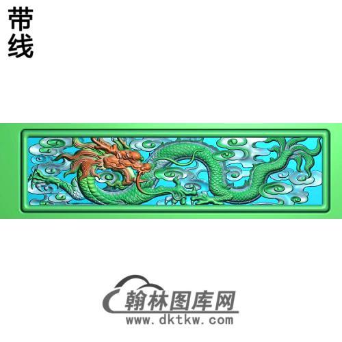 L-1239龙精雕图(DL-153)