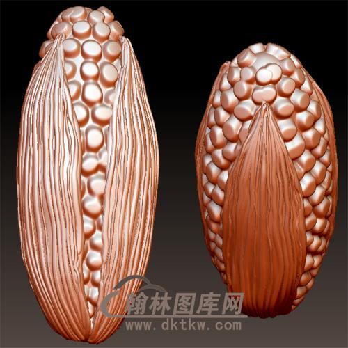 玉米立体圆雕图(YZW-024)
