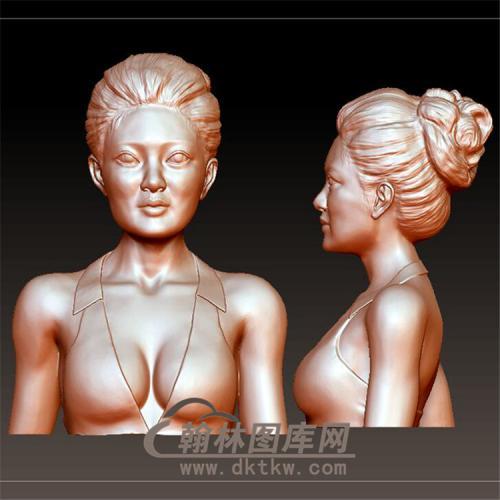 安以轩立体圆雕图(YXD-016)