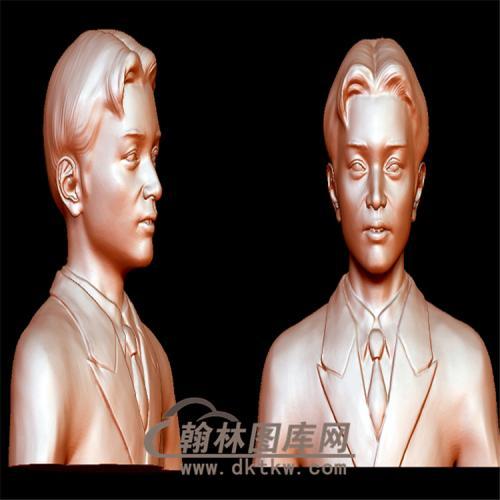 张国荣立体圆雕图(YXD-057)