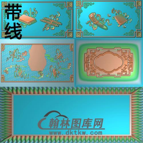 雅居精雕图(GHH-082)