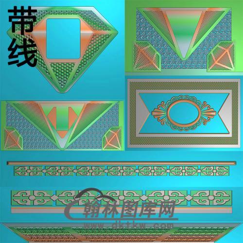 钻石精雕图(GHH-094)
