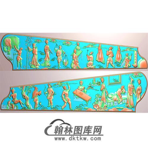 全新改板24孝精雕图(GC-011)