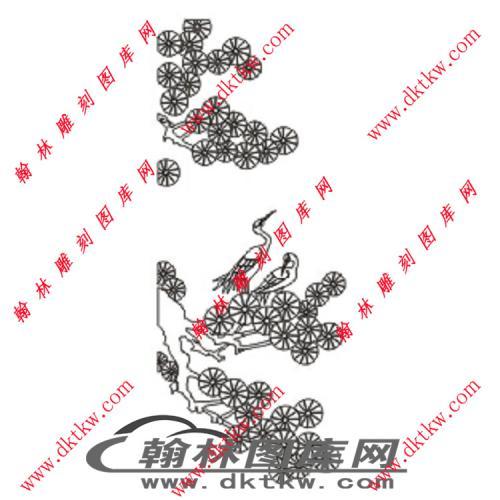 镂空花格图(ZLK-078)