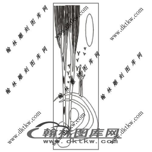 镂空花格图(ZLK-1268)