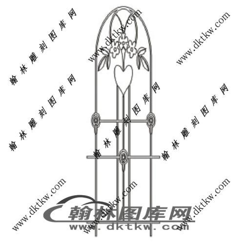 镂空花格图(ZLK-1272)