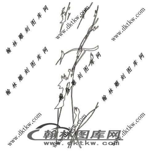 镂空花格图(ZLK-1273)