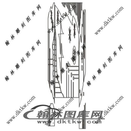 镂空花格图(ZLK-1274)