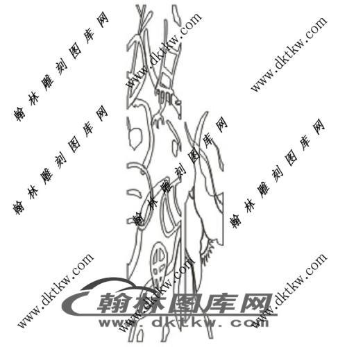镂空花格图(ZLK-1278)