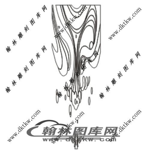 镂空花格图(ZLK-1280)