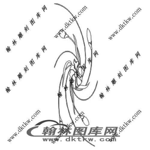 镂空花格图(ZLK-1281)