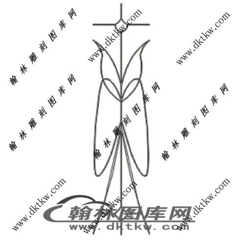 镂空花格图(ZLK-1284)