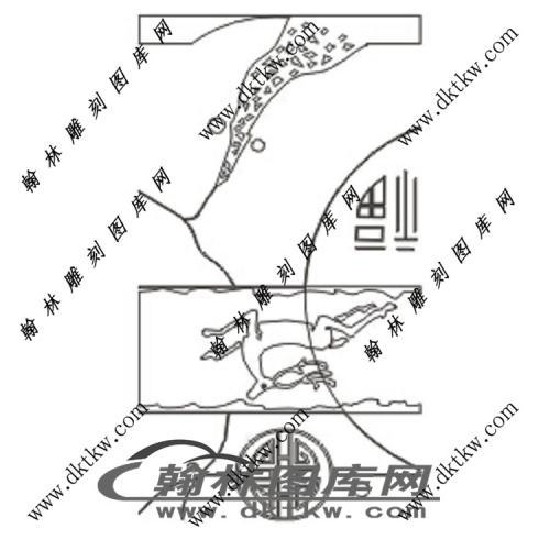 镂空花格图(ZLK-1287)