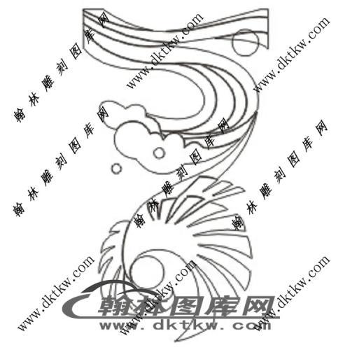 镂空花格图(ZLK-1292)
