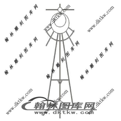 镂空花格图(ZLK-1293)