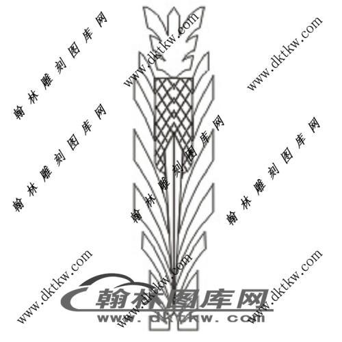 镂空花格图(ZLK-1295)
