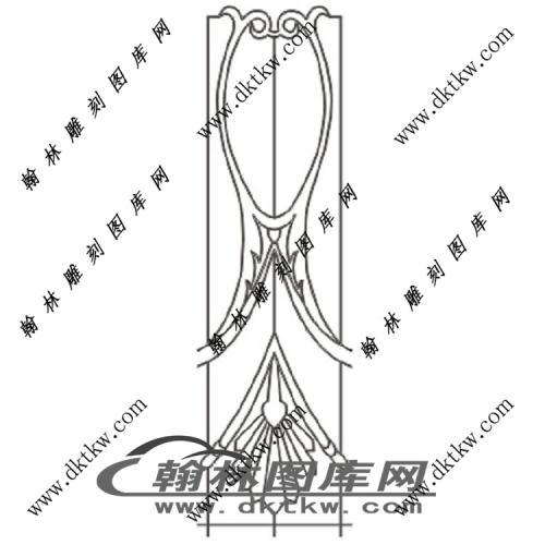 镂空花格图(ZLK-1296)