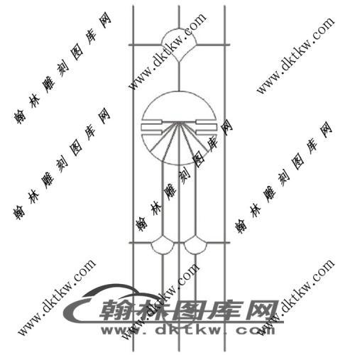 镂空花格图(ZLK-1297)