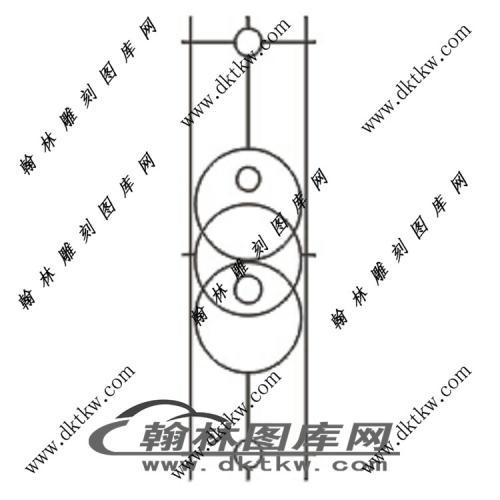镂空花格图(ZLK-1298)