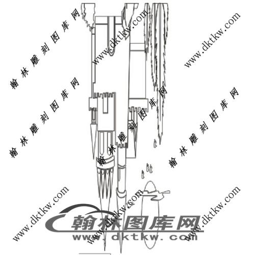 镂空花格图(ZLK-1303)