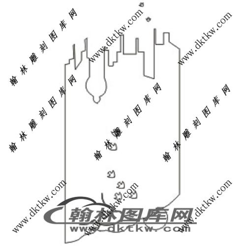 镂空花格图(ZLK-1304)