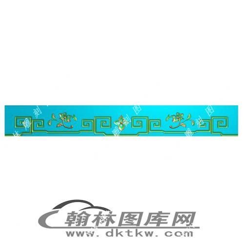 牙板精雕图(MM-039)