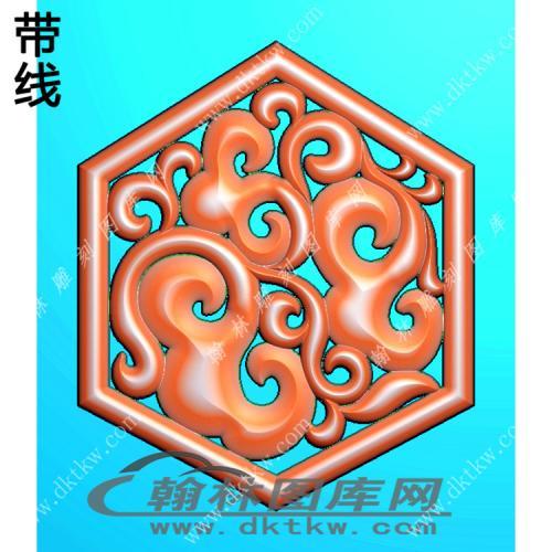 镂空精雕图(JDLK-069)