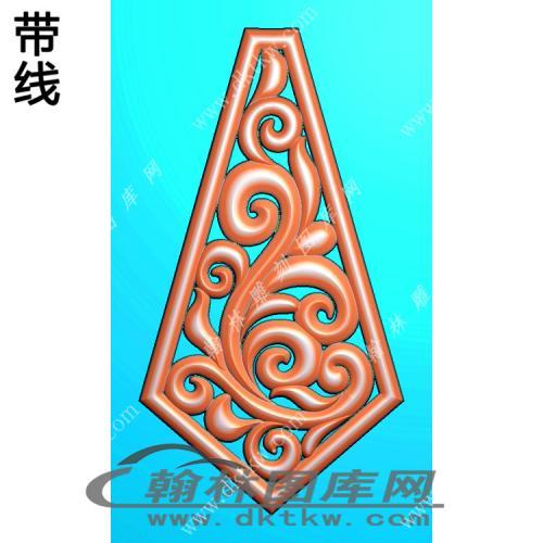 镂空精雕图(JDLK-070)