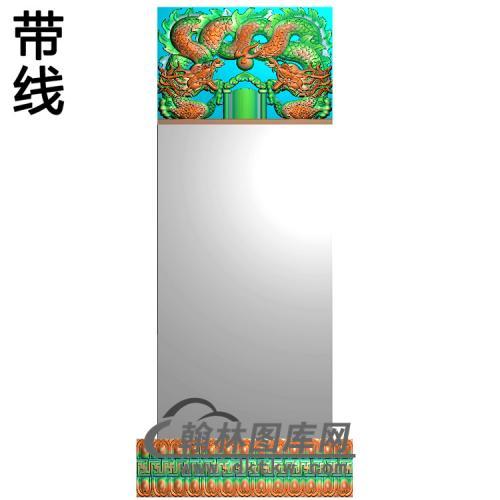 石雕墓碑套图精雕图(ZHTB-11)
