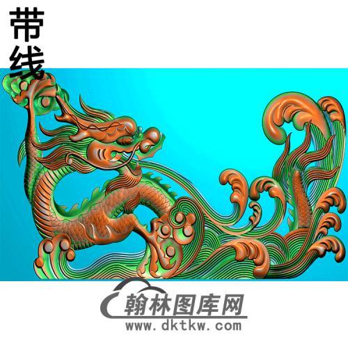 龙精雕图(MBSC-2484)