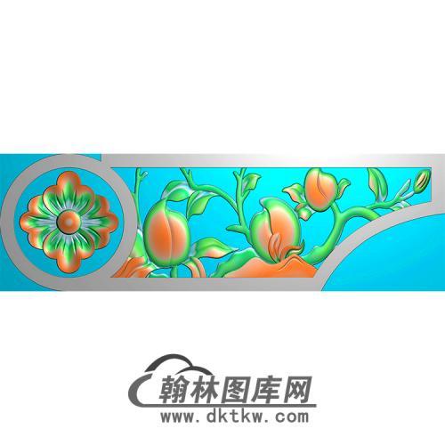 桃子精雕图(MBSC-2489)