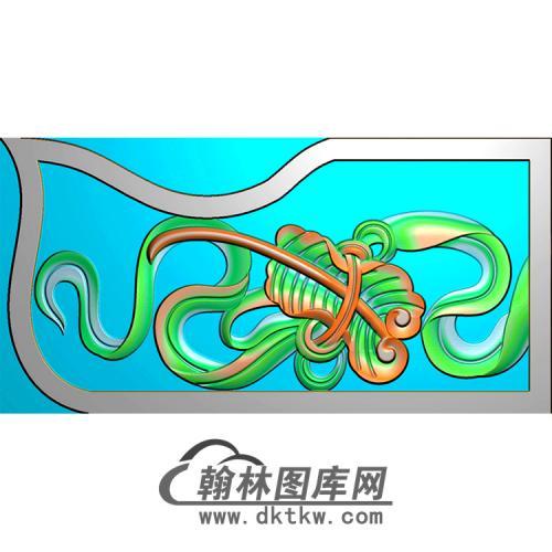 扇子精雕图(MBSC-2490)