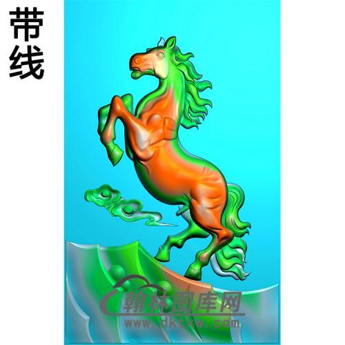 马精雕图(MBSC-2493)