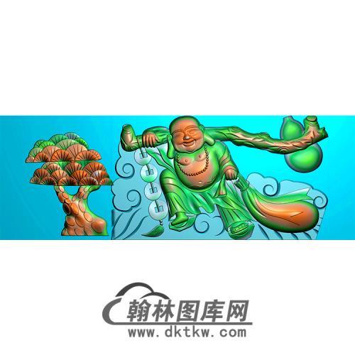 佛精雕图(MBSC-2496)