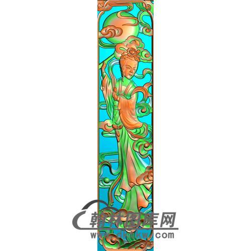 仙女精雕图(MBSC-2505)