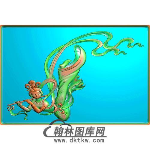 仙女精雕图(MBSC-2509)